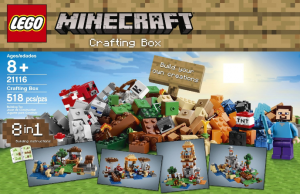 minecraft crafting box