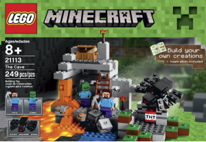 minecraft the cave