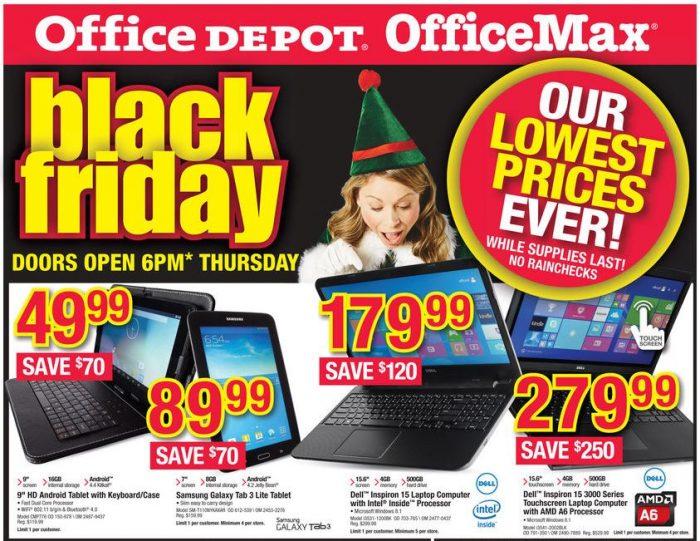office depot office max black friday Office Depot & Office Max Black Friday Ad! *Shop Online!*