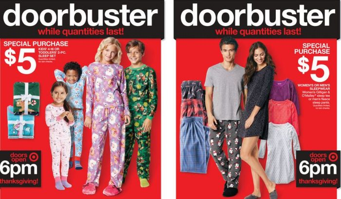 pajamas Target Black Friday Ad Released! *Check Out Whats HOT!*