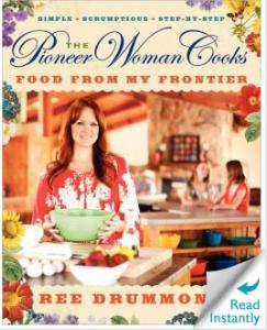 pioneer cook book