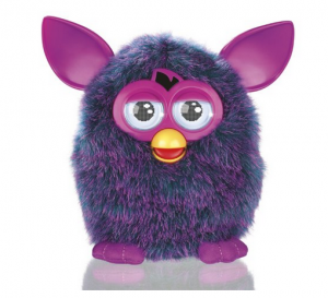 purple furby
