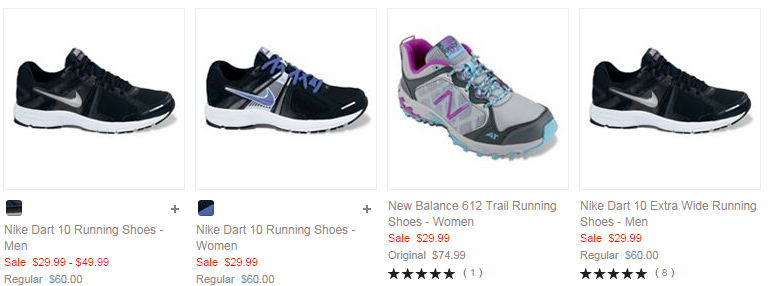 Hurry on over to Kohl s to get a killer price on running shoes! 6b2ccda665