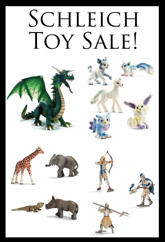 schleich toy sale zulily