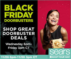 sears black friday