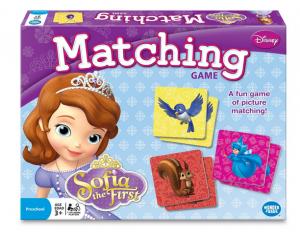 sophia matching game