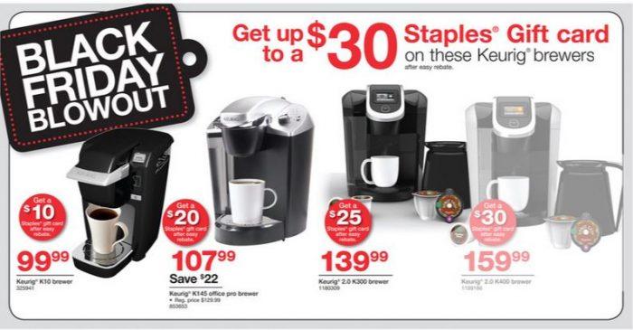 staples black friday 1 Staples Black Friday Ad! *Top Deals!*