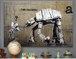 star wars cavas