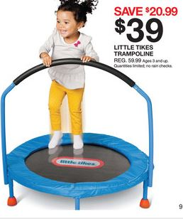 trampoline Target Black Friday Ad Released! *Check Out Whats HOT!*