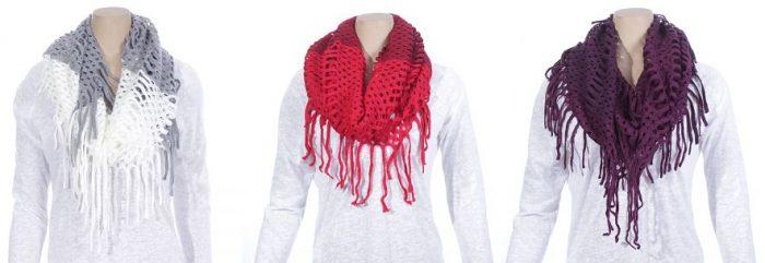 3 scarves tagunder