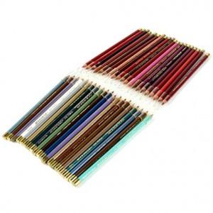 40pc Waterproof Eye Pencil Lip Set