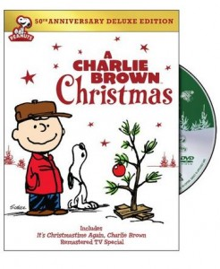 A Charlie Brown Christmas 50th Anniversary Deluxe Edition
