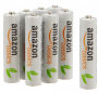 AmazonBasics 8 Pack AAA Ni-MH Pre-Charged Rechargeable Batteries
