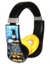 Batman Kid Safe Over the Ear Headphone Volume Limiter