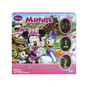 Candy land Minnie Mouse