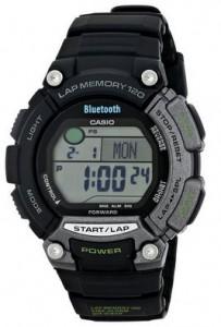 Casio Unisex STB-1000-1CF OmniSync Sports Bluetooth-Enabled SmartWatch