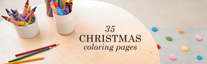 chirstmas-coloring-pages