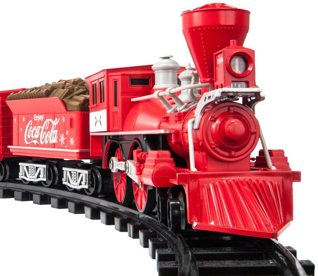 Coca-Cola Train