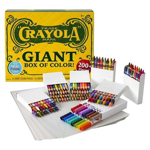 Crayola Vintage Box