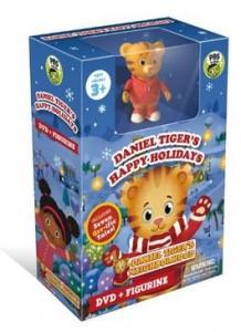 Daniel Tiger's Neighborhood Happy Holidays Boxed Set & Toy
