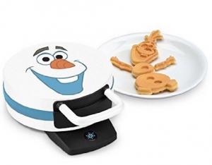 Disney Frozen Olaf Waffle Maker - Makes Olaf Shaped Waffles