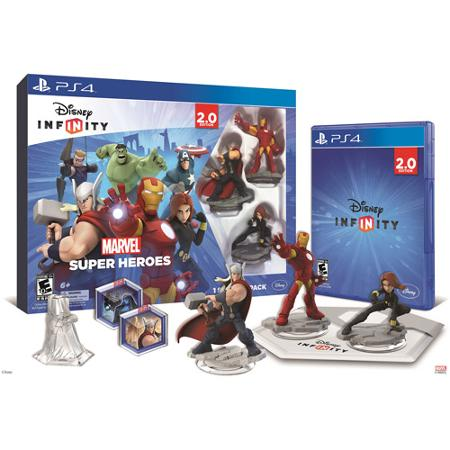 Disney Infinity Marvel Super Heroes (2.0 Edition) starter packs