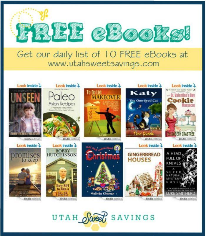 Free eBooks Dec 2