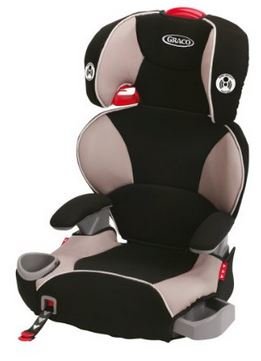 Graco Affix Highback Youth Booster Seat with Latch System