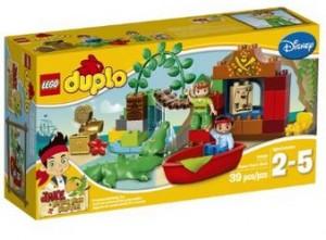 LEGO DUPLO Jake Peter Pan's Visit 10526 Building Toy
