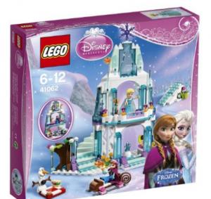 LEGO Elsa Frozen Castle