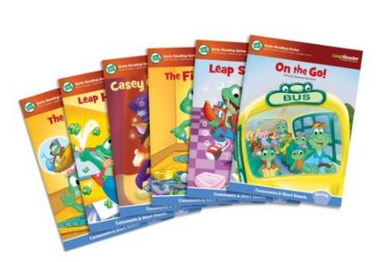 LeapFrog LeapReader Learn to Read, Volume 1