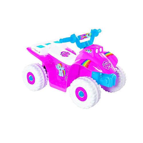 MLP quad ride on