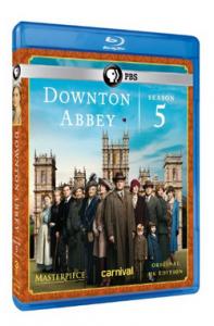 Masterpiece Downton Abbey Season 5