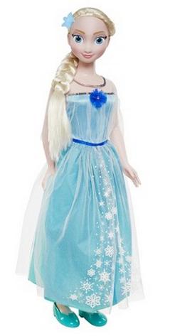 My Size Elsa Doll