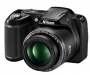 Nikon Coolpix L330 20.2MP Digital Camera with 26X Optical Zoom