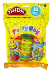 Play Doh Party Bag Dough 15 Count assorted colors 216x300 Play Doh Party Bag Dough, 15 Count for $4.99 (Reg $9.99) *Makes Fun Valentines!*