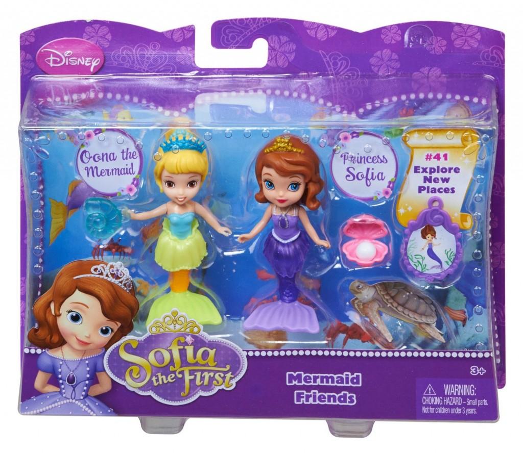 Sofia the first mermaid