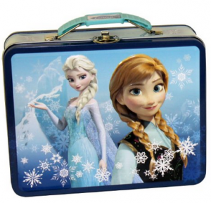 The Tin Box Company Frozen Tin Carry All
