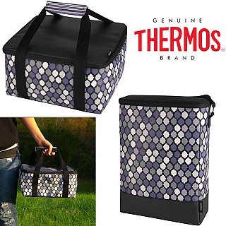 Thermos Designer Insulated Food and Beverage Carriers
