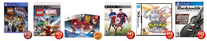amazon video game deals