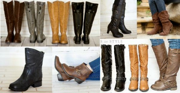 boot blowout cents of style