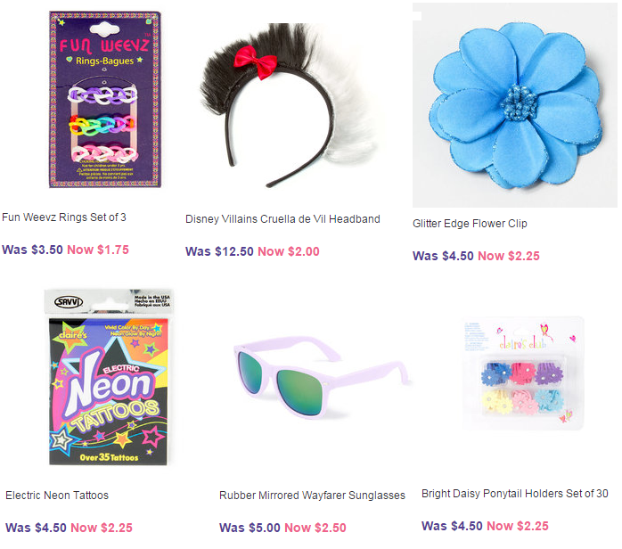 claires stocking stuffers