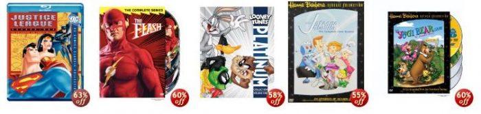 classic cartoon sets