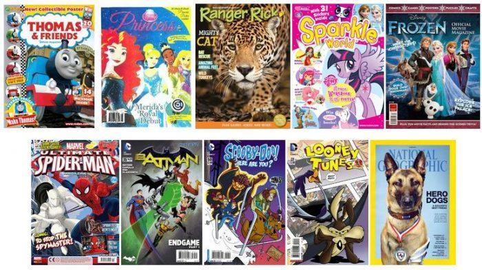 discount magazines kids and teens magazine sale