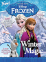 disney frozen magazine