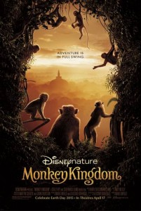 disney nature monkey kingdom