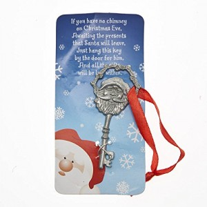key for santa clause