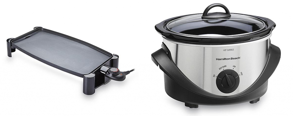kmart: small appliances starting at $4.99! includes mixer, iron