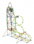 knex roller coster