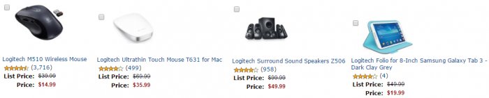 logitech amazon deal of the day